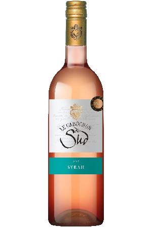 Le Cabochon du Sud Syrah rosé