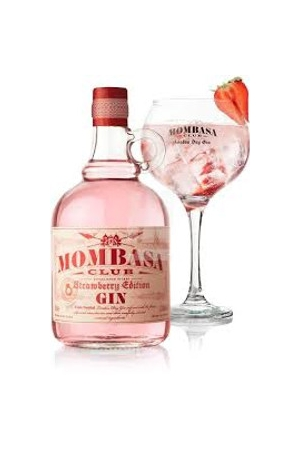 Mombasa Club Strawberry Gin