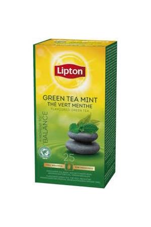 Lipton Groene thee met munt