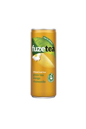 Fuze Tea * Green Tea Mango Chamomile