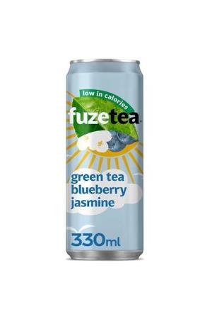 Fuze Tea Green Tea Blueberry Jasmine