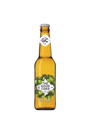 The Good Cider Dry Apple