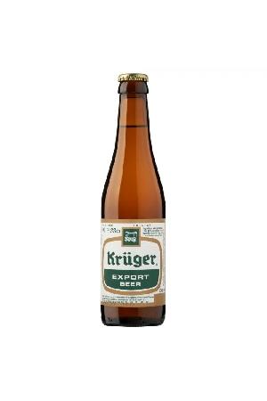 Krüger export beer