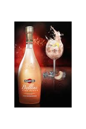 how to make a bellini martini